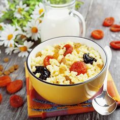 Nutritious and Convenient are Key to Success in Breakfast Foods Fruit Recipes, Wine Recipes, Breakfast Items, Breakfast Recipes, Atkins Diet, No Carb Diets, Healthy Cooking, Oatmeal, Good Food