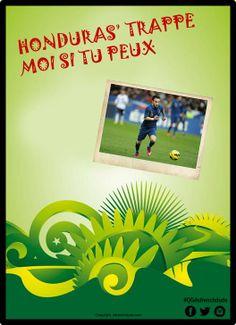 Petit vélo! #coupedumonde #worldcup #bresil2014 #francehonduras #equipedefrance