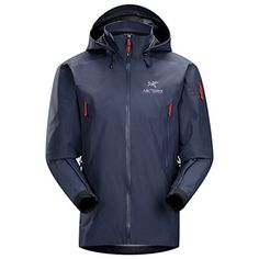 Arcteryx Theta AR Jacket  Mens Nighthawk Small * You can get more details by clicking on the image.