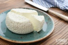 Making ricotta cheese is easy! With only three ingredients, this recipe for homemade cheese is simple to tackle at home; an easy beginner homestead project. Zucchini Lasagna Recipes, Ricotta Cheese Recipes, Mascarpone Cheese, How To Cook Rice, How To Make Cheese, Food To Make, Making Cheese, Homemade Ricotta Recipe, Homemade Cheese