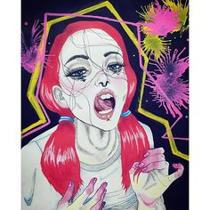 LOVE IT! New work by Harumi Hironaka