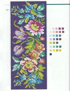 1Schematics | biser.info - Beads and beading