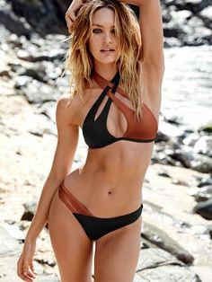 Candice Swanepoel Victoria's Secret Swim 2015