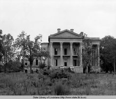 Myrtle Grove Plantation House Plaquemines Parish La