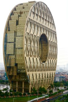 Building in Macau