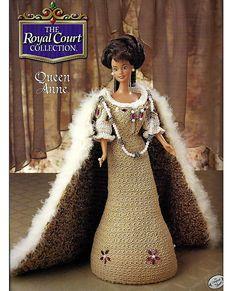 À lintérieur, couverture de ce numéro est une image de la reine Anne et une courte biographie de sa vie. La réplique de sa robe est faite avec
