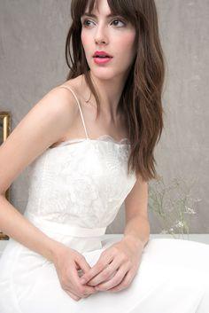 Meine Favoriten aus der therese & luise Brautkleidkollektion 2016 | Hochzeitsblog - The Little Wedding Corner