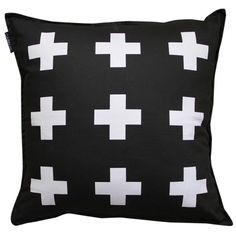 Crosses cushions cover
