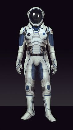 Space suit , Sam  Brown on ArtStation at http://www.artstation.com/artwork/space-suit-fbbe2540-9178-4104-889f-97f6b6bca19f