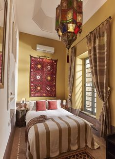 Feel welcome to explore the Berber Deluxe suites in our boutique hotel, with rich textiles and big size photographs of the Morocco Berber culture. Riads In Marrakech, Marrakesh, Plunge Pool, Moroccan Style, Valance Curtains, Relax, Patio, Bedroom, Luxury