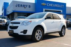 2014 Chevrolet Equinox LS #ForSale #Jerrys #Chevrolet #GM #Weatherford #TX #Aledo #Abilene #Arlington #FortWorth #Dallas #Granbury #Stephenville