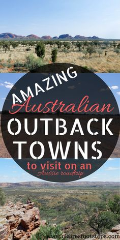 Are you heading to Australia? Once you've seen the beaches, I'd recommend checking out some of these amazing Australian outback towns. With some of the best desert towns from New South Wales, Queensland, Western Australia, Northern Territory and South Australia, this list showcases travel bloggers' favourite things to do in the outback in some unique Australian mining towns and amazing national parks. Click through to get the full list!
