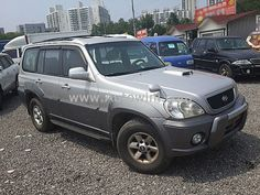 2003 Hyundai Terracan JX250 4WD INTERCOOLER TYPE