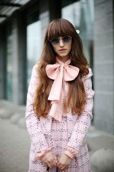 Tina Sizonova / Candy Look //  #Fashion, #FashionBlog, #FashionBlogger, #Ootd, #OutfitOfTheDay, #Style