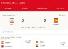 Roberto Pérez Déniz: España contra Irán Iran, Morocco