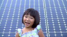 Add some cute to your day when you listen to this 4-year-old explain solar power.
