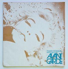 Avant Garde #2 : The Marilyn Monroe Trip : A portfolio of serigraphic prints by Bert Stern