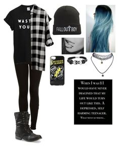 """My style"" by bullying-stops-here259 ❤ liked on Polyvore featuring moda, Topshop, Wet Seal e Bling Jewelry"
