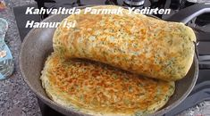 Fingering Dough For Breakfast Kurdish Food, Homemade Croissants, Food Vocabulary, Breakfast Items, Homemade Beauty Products, Party Drinks, Food Lists, Bread Recipes, Main Dishes