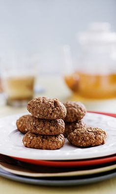 Cookie de quinua e mel da Mimis
