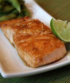 Barbecued Salmon Recipe | Recipe Girl