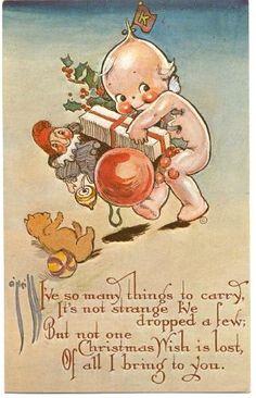 Kewpie Card - Bing Images