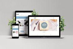 Klairs Norge - Norgesdesign AS - Design og kommunikasjon Web Design, Polaroid Film, Face, Design Web, The Face, Faces, Website Designs, Site Design, Facial