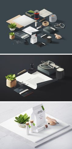 10 nouveaux mockups en vrac pour afficher vos créations - Page 10