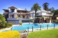 Auchenflower Refurbishment – Two luxury homes in one, Australia