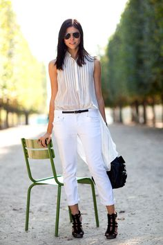 The 50 Best Street Style Moments of 2011 - Emily Weiss