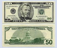 100 dollar bill front and back actual size - Saferbrowser Yahoo Image Search Results 100 Dollar Bill, Dollar Money, Dollar Bills, Money Template, Card Templates, Tableau Pop Art, Rare Coins Worth Money, Money Notes, Federal Reserve Note