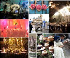 Sleeping Beauty Inspired Disney wedding