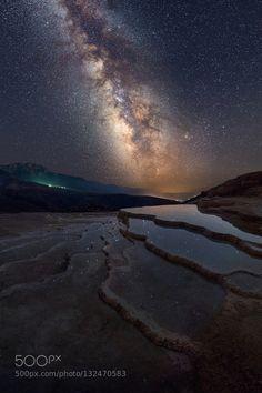 Popular on 500px : Glory of the Night by MortezaSafataj