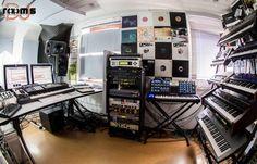 room of the week 52 – Broombeck (incl. Interview) // DJ Rooms