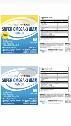 Fortifeye Super Omega 3 MAX will be available in May This will be one of the most potent and purest omega 3 fish oils available in the world. Fortifeye Super Omega 3 MAX will be available in May Dr World, Eye Vitamins, Degenerative Disease, Dry Eye, Omega 3 Fish Oil, Total Body, Anti Aging, Nutrition, Pure Products