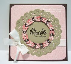 Holly's Butterfly Wreath is just right for that special friend!