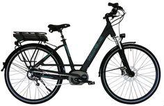 Nopeus Bosch e-Tour 400 Pedelec   NuVinci e-bike