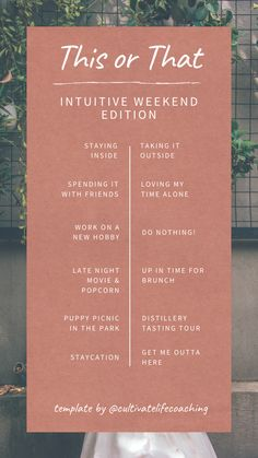 Instagram Plan, Instagram Design, Instagram Story Template, Instagram Story Ideas, Interactive Posts, Interactive Stories, To Do This Weekend, Weekend Fun, What To Do Outside