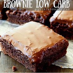 Dairy Free Brownies Recipe Paleo 28 Ideas For 2019 Healthy Dessert Recipes, Fun Desserts, Low Carb Recipes, Baking Recipes, Lunch Lady Brownies, Brownie Low Carb, Tortas Low Carb, Dairy Free Brownies, Low Carb Deserts