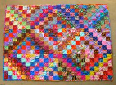 scrappy quilt along