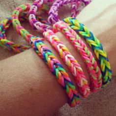 #Loom Bands