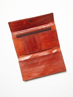 Free People Indiana Wallet, $48.00