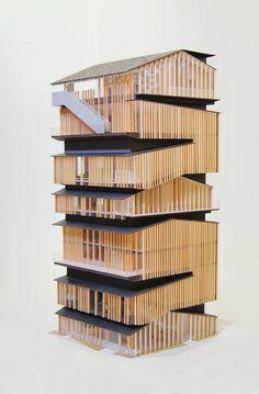 Kengo Kuma. Courtesy of Archi Depot Foundation.