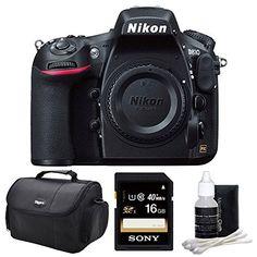 Nikon D810 36.3MP 1080p HD DSLR Camera 16GB Bundle includes: D810 36.3MP 1080p HD DSLR Camera - Body Only, Sony 16GB SDHC/SDXC Class 10 UHS-1 R40 Memory Card, Compact Deluxe Gadget Bag, and 3pc. Lens Cleaning Kit Nikon http://www.amazon.com/gp/product/B00LCDVWGA/ref=as_li_tl?ie=UTF8&camp=1789&creative=390957&creativeASIN=B00LCDVWGA&linkCode=as2&tag=keralathenewk-20&linkId=WGMRK3Q6EVV7N6DR