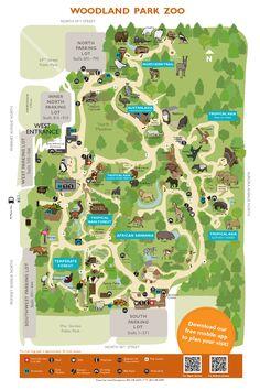 Woodland Park Zoo Seattle WA - one of my favorites!