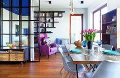 Zdjęcie numer 3 w galerii - Stylowe mieszkanie z kroplą błękitu