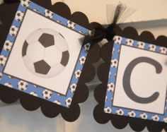 Kit imprimible de partido de fútbol / partido de Futbol por Bernelo