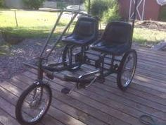 Wheelchair Bike Trailer Anybody Know Of One That The Person In