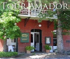 Tour Amador County Ca