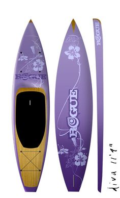 Rogue Girl SUP - but why do boards designed for women have to have flowers  on bbd039a16e